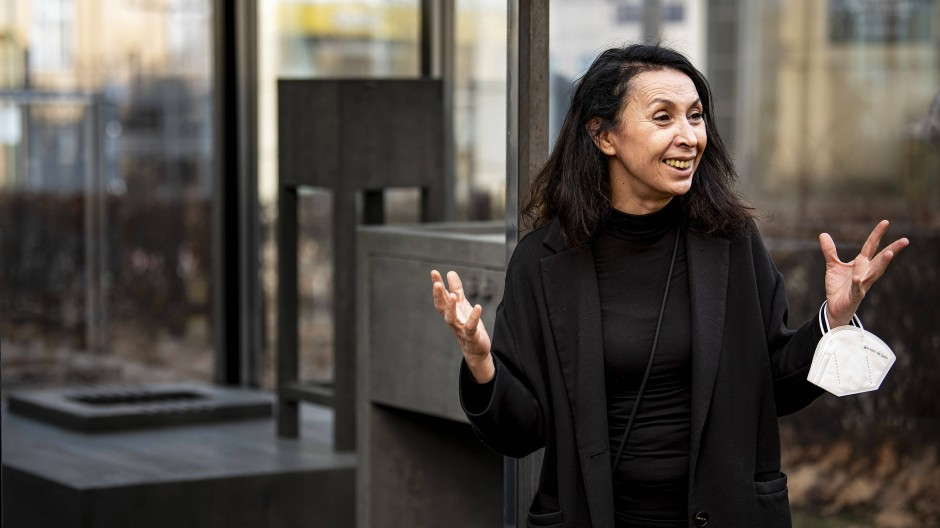 Steht derzeit heftig in der Kritik: Shermin Langhoff, die Intendantin des Berliner Maxim-Gorki-Theaters