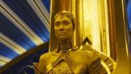 """Elizabeth Debicki in einer Szene aus dem Film """"Guardians of the Galaxy Vol. 2."""""""