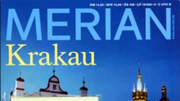 Strahlende Kulturmetropole Krakau