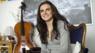 Julia Mann, Enkelin des Schriftstellers und Psychologen Frido Mann
