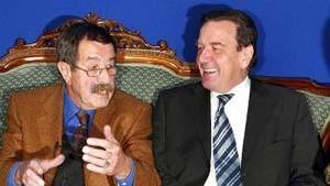 Künstler kämpfen nicht für Schröder