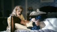 Sue Lyon als Lolita, James Mason als Humbert Humbert in Stanley Kubricks Verfilmung von 1962.
