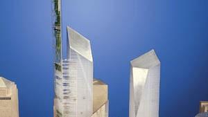 Guter Wein: Das neue World Trade Center