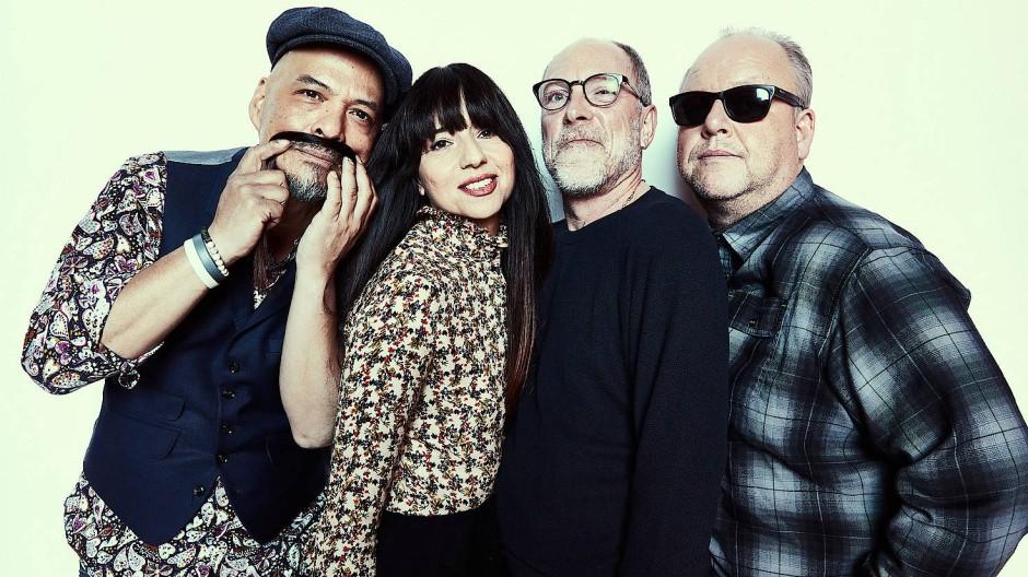 Die Pixies, 2019