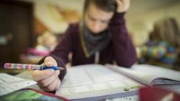 Warum es Schüler derzeit schwer haben