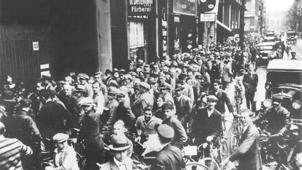 Was starrt ihr alle auf 1929?!
