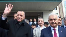 Die schwerste Entscheidung in Erdogans Geschichte