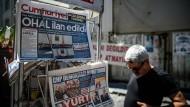 Wer Erdogan nicht huldigt, wird mundtot gemacht