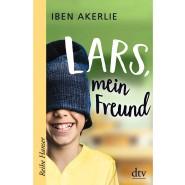 """Iben Akerlie: """"Lars, mein Freund"""". Roman. Aus dem Norwegischen von Ina Kronenberger. Dtv Reihe Hanser, München 2018. 256 S., geb., 12,95 Euro. Ab 10 J."""
