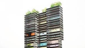 Neue Entwürfe für Ground Zero und Lower Manhattan