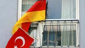 Die Deutschländer halten den Türken die Daumen
