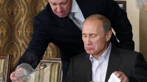 Aus Putins Küche