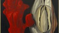 """""""Mann und Frau"""", Ölgemälde von Jindrich Styrsky aus dem Jahr 1934"""