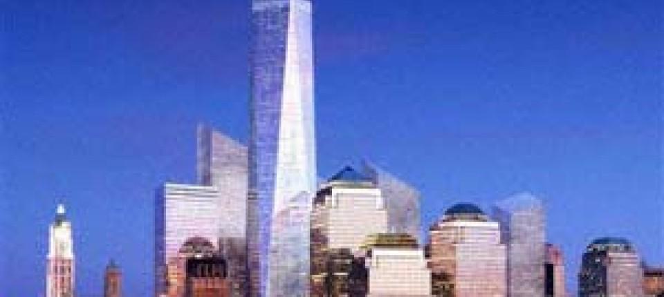Ground Zero Der Freedom Tower Kann Gebaut Werden Feuilleton Faz