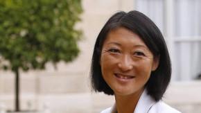 Sie kennt die Startups und Internetgiganten besser als die Kulturszene ihres Landes: Fleur Pellerin, Frankreichs neue Kulturministerin.