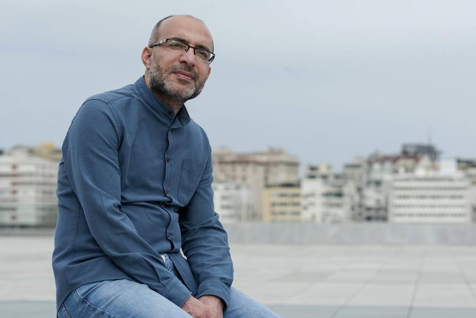 """""""Viele scheinen zu glauben, es sei für Kurden normal, Leid zu erfahren"""", sagt der Schriftsteller Yavuz Ekinci."""