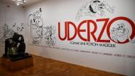 Was ihn zu Asterix gebracht hat: Uderzo-Ausstellung in Paris