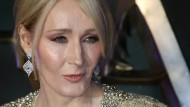 """J.K. Rowling im November 2016 bei der Premiere von """"Fantastic Beasts And Where To Find Them"""" in London"""