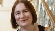 Die russische Historikerin und Bürgerrechtlerin Irina Scherbakowa im August 2017 in Weimar