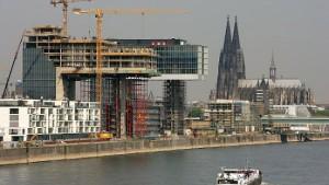 Wie Albert Speer Köln zu neuen Ufern schickt