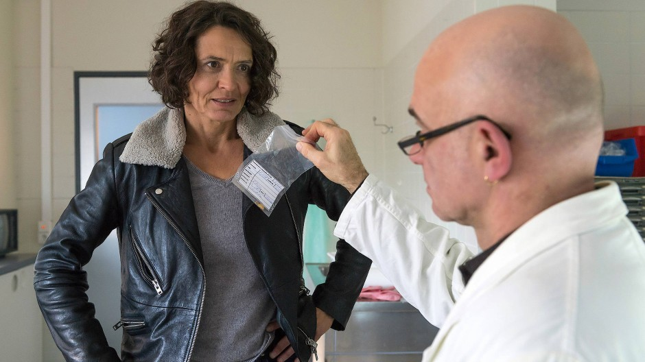 Nackt lena odenthal Tatort: Bilder