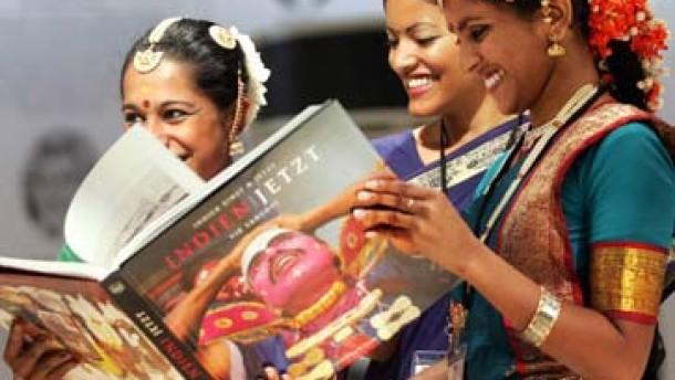 Auftritt Indiens kommt zur rechten Zeit