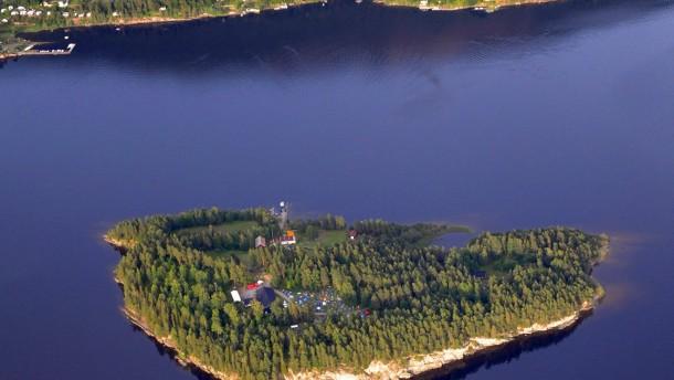 Insel-Norwegen