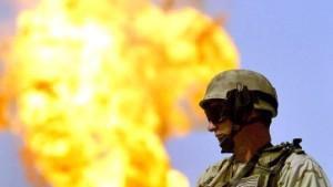 Wer hat Amerika für den Krieg gespickt?
