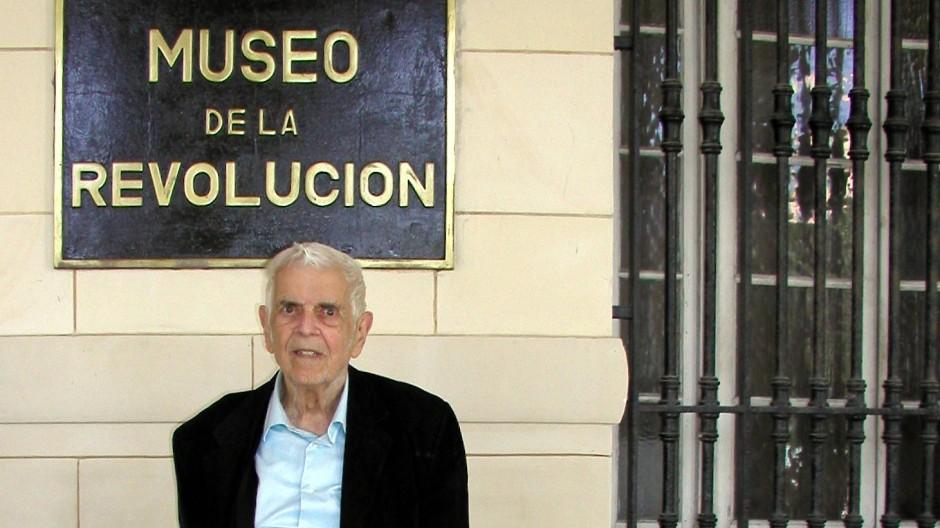Als einer der ersten Historiker aus den Vereinigten Staaten schlug er Brücken nach Kuba: Georg Iggers in Havanna.