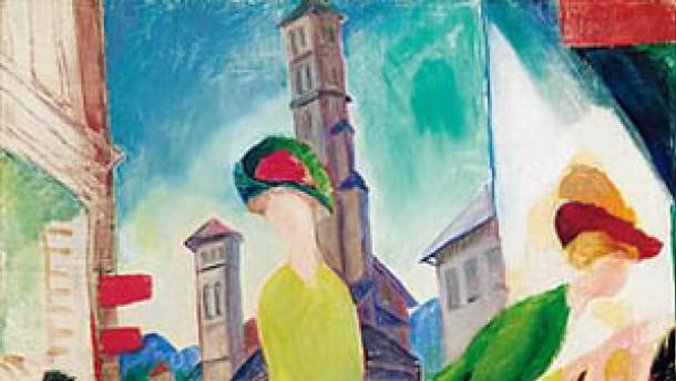 Begehrt - Expressionisten aus der Sammlung Beck