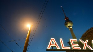 Wir prügeln in Berlin