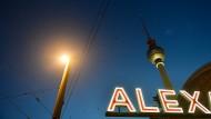 Ein aufregendes Pflaster, vor allem in der Literatur: Berlin Alexanderplatz