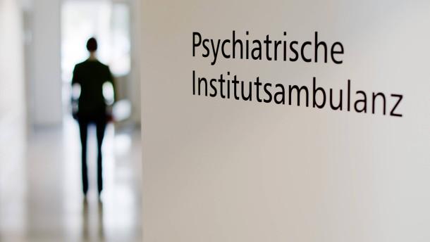 Psychiatrie ist heilbar