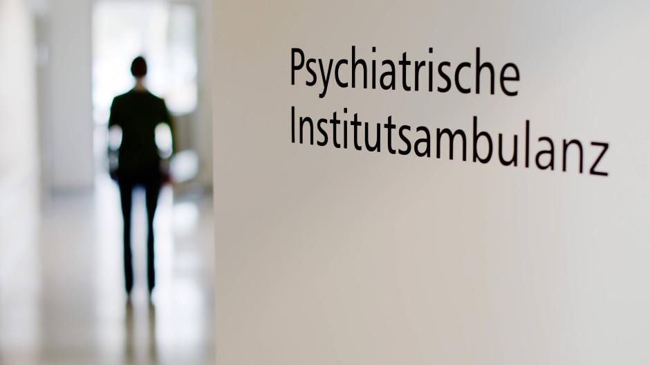 Wie gerät der Mensch in die psychische Krise?