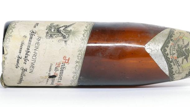 Kennedys Wein