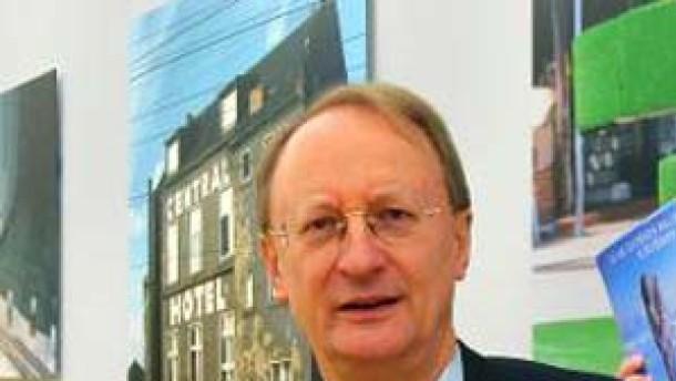 Grafiker Klaus Staeck neuer Präsident