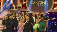 """Gute Quoten erzielt der ORF derzeit mit """"Dancing Stars""""."""