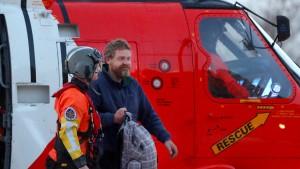 Mann treibt zwei Monate lang auf dem Ozean