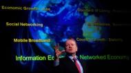 Hat das chinesische Netz und dessen Repressionsapparat mit aufgebaut: Cisco-Chef John Chambers