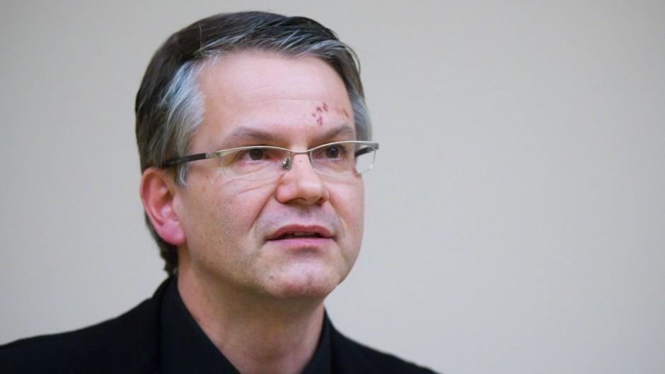 Hält Grass mangelndes Einfühlungsvermögen vor: Der Schriftsteller und Büchner-Preisträger Durs Grünbein