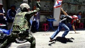 Zwei Tote bei Protesten in Thailand