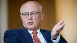 Kauder kandidiert nicht wieder für den Bundestag
