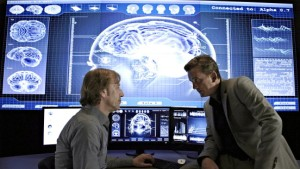 Ich sehe dir ins Gehirn, mein Kleines!