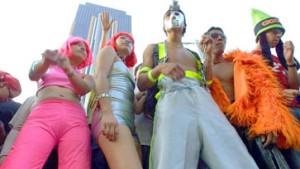 Preußischer Karneval in Lateinamerika: Die Loveparade macht in Mexiko Station