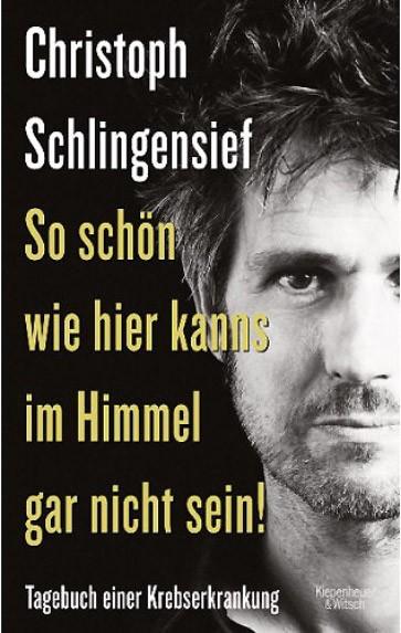 Auf der Bestsellerliste: Christoph Schlingensiefs Krebs-Tagebuch