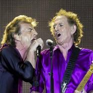 Trump soll ihre Lieder nicht spielen: Mick Jagger (l.) und Keith Richards von den Rolling Stones im August 2019 in East Rutherford.