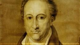 """Johann Wolfgang Goethe: """"Lasst mich weinen!"""""""
