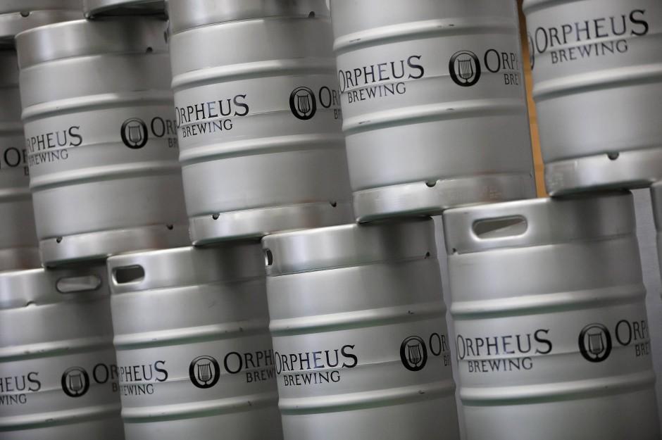 Craft Beer in Washington: Es entstand in den Vereinigten Staaten aus Notwehr - weil es die Brauereien dort einfach nicht schafften, ein gutes Bier zu brauen.
