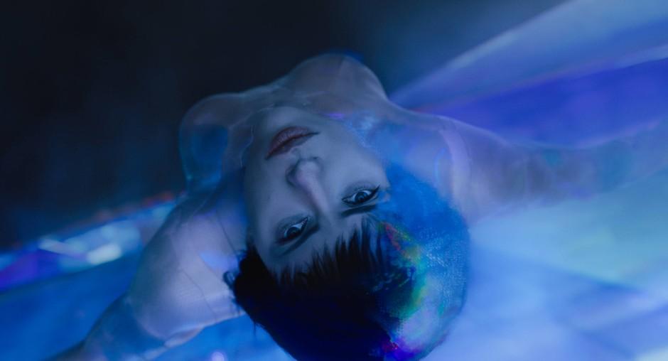 Ein Rest von Identität ist vorhanden: Johansson in ihrer neuen Rolle
