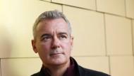Deutscher Schriftsteller bulgarischer Abstammung: Ilija Trojanow im September 2015 in Hamburg